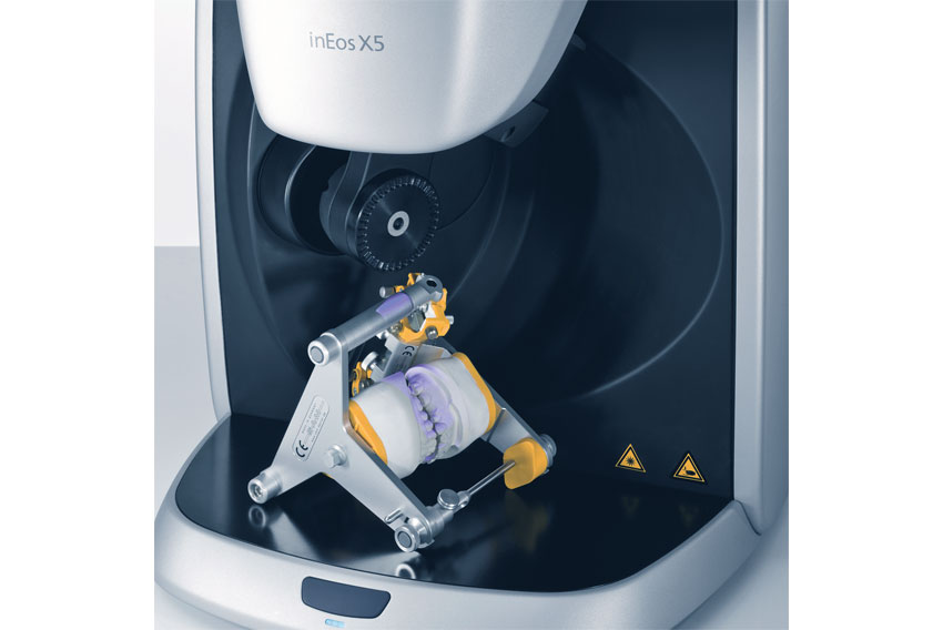 Sirona inEos X5 scanner